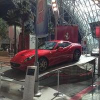 Photo taken at Ferrari World Abu Dhabi by Agus C. on 2/6/2013