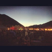 Photo taken at Telluride Blues and Brews Festival by Chris on 9/15/2012