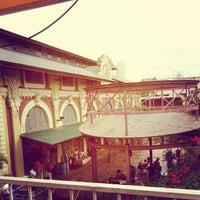Photo taken at Plaza del Mercado de Santurce by Jonathan H. on 8/25/2012