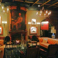 Photo taken at Hotel Jerome by Bill W. on 1/21/2013