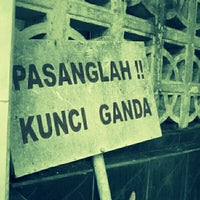 Photo taken at Universitas Islam Riau (UIR) by Taufik T. on 12/20/2012