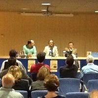 Photo taken at Biblioteca Municipal Vinaros by Bul B. on 5/31/2013