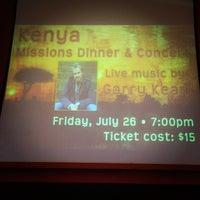 Photo taken at The Bridge Church by Garry K. on 7/27/2013