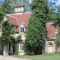 Photo taken at Sunnyside: Home of Washington Irving by Tatiana K. on 7/2/2015