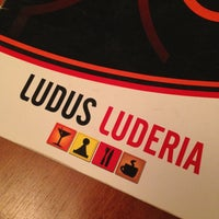 Photo taken at Ludus Luderia by Emilio P. on 4/25/2013