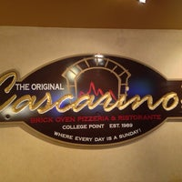 Photo taken at Cascarino's by Chris P. on 11/29/2013