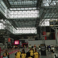 Photo taken at Jacob K. Javits Convention Center by Chris P. on 7/12/2013