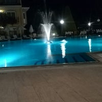 Photo taken at Poolbar @ Club Alla Turca by Marlies D. on 7/17/2014