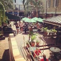 Photo taken at Café Beignet by Melanie on 9/15/2012