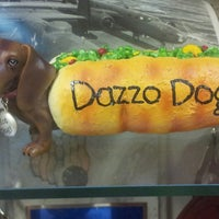 Photo taken at Dazzo's Dog House by Brian D. on 10/22/2013
