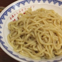 Photo taken at 龍上海 新横浜ラーメン博物館店 by Yuji S. on 10/20/2016