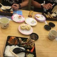 Photo taken at Sushi King by Farisha on 10/4/2016