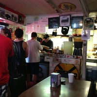 Photo taken at Bubba's Texas Burger Shack by Allen A. on 7/15/2013