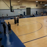 Photo taken at Beech Woods Recreation Center by Crystal G. on 10/27/2012