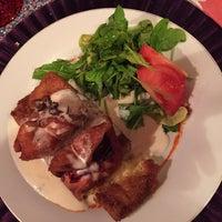 Photo taken at VeintiCinco Restaurant by Bárbara B. on 9/2/2015