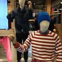Photo taken at Levi's Store by Alex D. on 2/25/2013