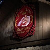 Photo taken at Hop Angel Brauhaus by John S. on 12/25/2014
