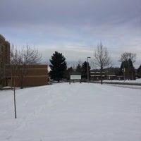 Photo taken at Montana State University by Nawaf A. on 1/8/2013