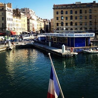 Photo taken at Old Port of Marseille by Jérôme T. on 9/22/2012