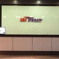 Photo taken at SBS Transit: Sengkang Depot (SKD) by Alexander B. on 11/18/2012