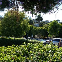 Photo taken at Casa Madrona Hotel And Spa by Georg L. on 8/28/2013