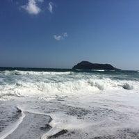 Photo taken at Caldera Bay Resort by Julia K. on 8/26/2015