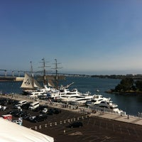 Photo taken at San Diego Bay by Napoli COMICON on 7/19/2013