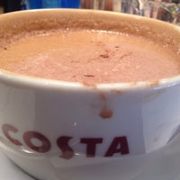 Photo taken at Costa Coffee by Waleed A. on 6/22/2014