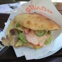 Photo taken at Paninaro Pizza & Kebap by Kristina V. on 7/17/2014