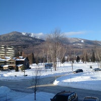 Photo taken at Mont-Sainte-Anne by Stephane T. on 12/25/2012