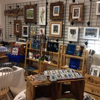 Photo taken at Port A Glass - Studio & Art Gallery by Sheri H. on 6/28/2014