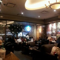 Photo taken at Starbucks by Brenda V. on 12/19/2012