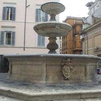 Photo taken at Piazza della Madonna dei Monti by Katrin L. on 4/20/2013