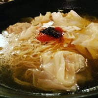 Photo taken at Noodle Village 粥麵軒 by Allen N. on 10/4/2015