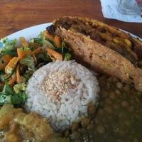 Photo taken at Restaurante Vegetariano Mandir by AdrianA .. on 11/29/2012