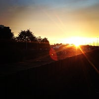 Photo taken at Fratton Railway Station (FTN) by Lilian T. on 9/10/2013