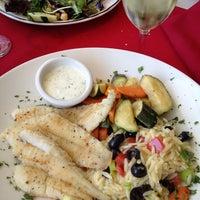 Photo taken at Cafe Fina by Wayne H. on 6/22/2013