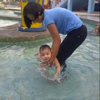 Photo taken at Labersa Water Park by yuni A. on 8/4/2014