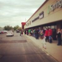 Photo taken at Downtown Comics - Castleton by Brian W. on 5/4/2013