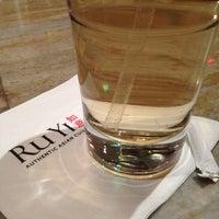 Photo taken at RuYi by Gwynne C. on 10/28/2012