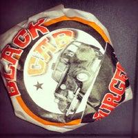 Photo taken at Black Cab Burger by Milan H. on 9/28/2012
