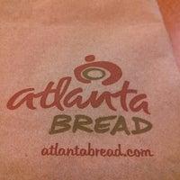 Photo taken at Atlanta Bread Company by C R. on 6/30/2013