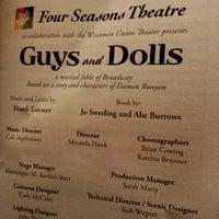 Photo taken at Wisconsin Union Theater by Pamela Z. on 8/23/2015