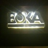 Photo taken at BOKA Restaurant + Bar by Lisa Jey D. on 11/30/2012