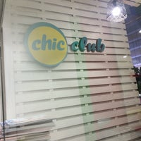 Photo taken at Chic Club Hair Studio by Kew B. on 4/2/2014