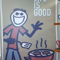 Photo taken at Life is Good by Glenn H. on 11/7/2013