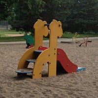 Photo taken at McRae Park by Bob G. on 7/31/2013