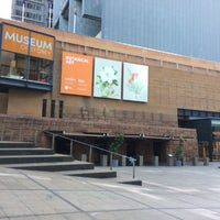 Photo taken at Museum of Sydney by Mimi C. on 10/24/2016