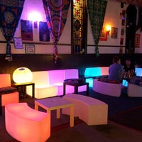 Photo taken at Sphinx Hookah Bar & Cafe by Ankita M. on 8/31/2015
