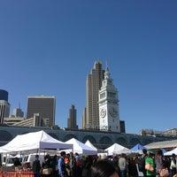 Photo taken at Ferry Plaza Farmers Market by John C. on 3/16/2013